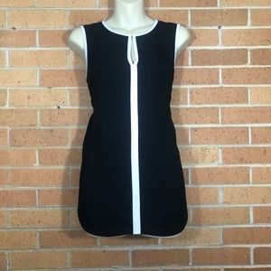 Vince Camuto Sleeveless Blouse Size Small Black